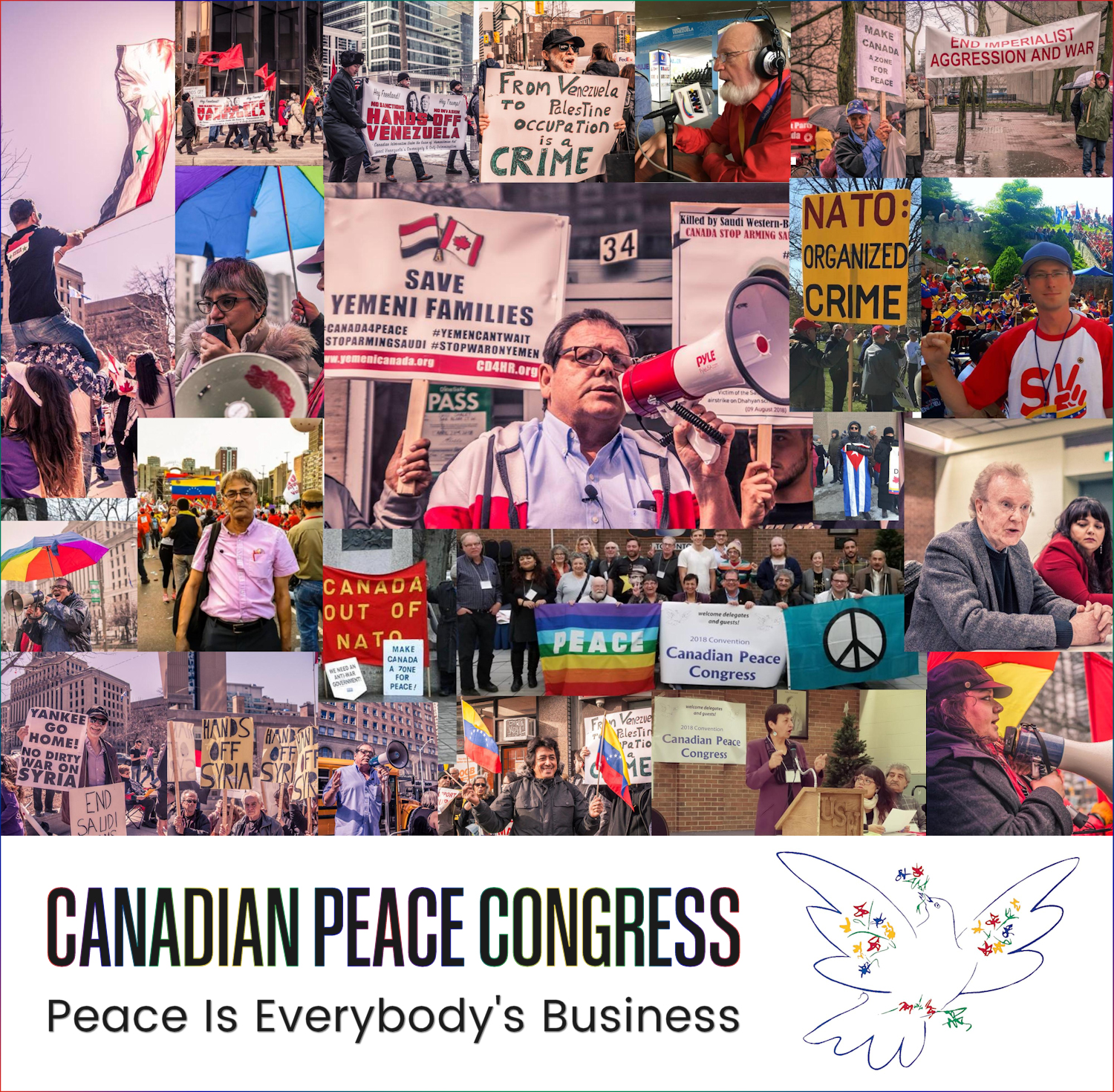 Canadian Peace Congress